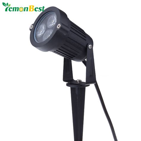 85 265v mini style led lawn ls 9w garden outdoor