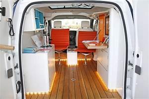 Nissan Nv200 Aménagé : d couverte automobile e nv200 wokspace par nissan ~ Nature-et-papiers.com Idées de Décoration