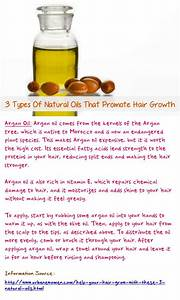 Help Your Hair Grow With These 3 Natural Oils