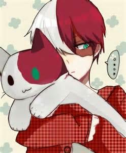 Cute Hero Todoroki Academia No Boku