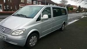 Mercedes Rave : mercedes vito traveliner minibus 9 seater 4 picclick uk ~ Gottalentnigeria.com Avis de Voitures