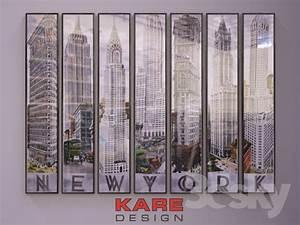 Kare Design Bilder : 3d models frame kare design new york architecture ~ Michelbontemps.com Haus und Dekorationen