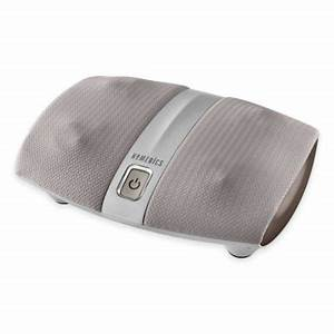 buy u comfy shiatsu foot massager from bed bath beyond With bed bath and beyond back massager