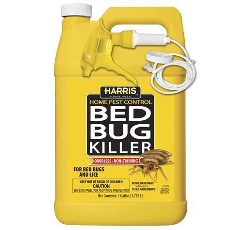 bed bugs sprays bed bug spray pf harris