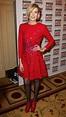 AGYNESS DEYN at Jameson Empire Awards in London – HawtCelebs