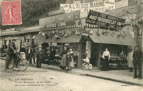 les de bureau anciennes cartes postales anciennes le tréport cartes postales
