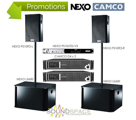 promotion nexo camco