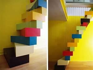 Encombrant Paris 13 : 1 escalier pas japonais gaye 1 duplex parisien ~ Medecine-chirurgie-esthetiques.com Avis de Voitures