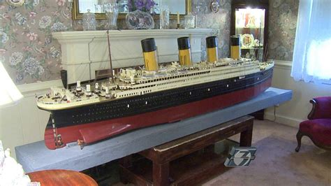 Titanic Boat Builder by Portsmouth Man Says Titanic Replica Could Be Haunted