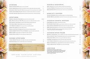 Taxi Mike's Restaurant Guide for Banff Menus