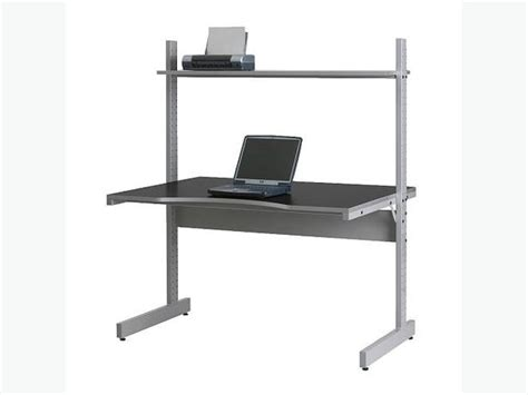 ikea jerker desk ikea jerker desk black grey kanata ottawa mobile