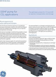 Ge Appliances Ddhf Multistage Centrifugal Pump Brochure