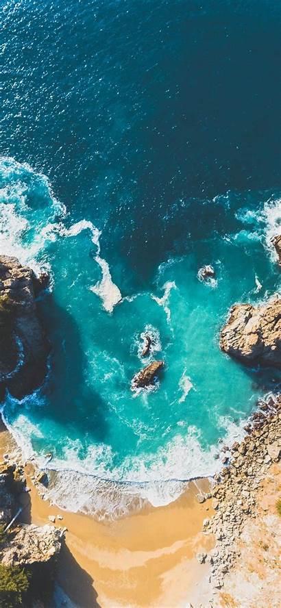 Iphone Wallpapers Meer Ocean Sea Nature Hintergrund