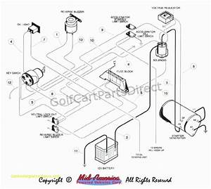 60 Luxury Ez Go Golf Cart Starter Generator Wiring Diagram