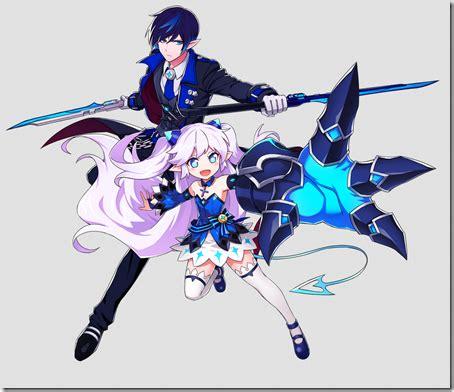 Elsword Anime Voice Actors Elsword Season 2 Update Revs The Characters Add