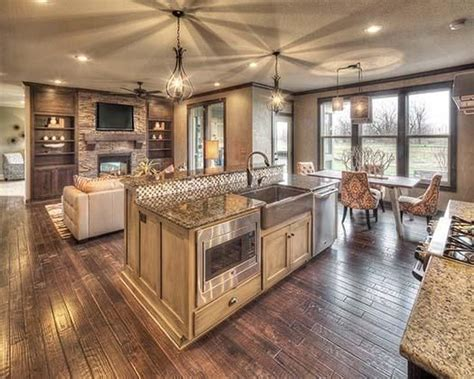 5 Open Floor Plans For Your Living Area Open Concept
