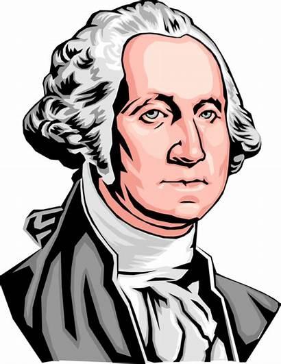 Washington George President Vector Chief Commander Potus