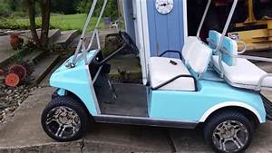 Club Car Golf Cart Brakes Broken