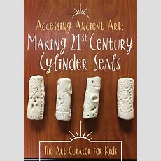 Accessing Ancient Art Making 21st Century Cylinder Seals