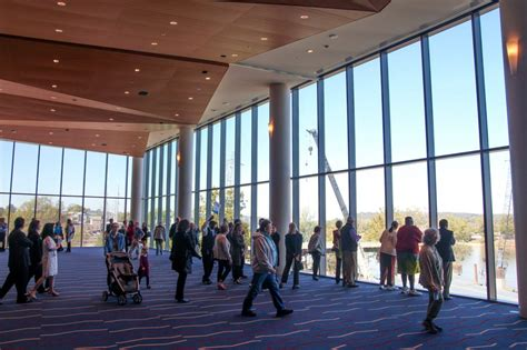 convention and visitors bureau rock 39 s robinson center renovation and expansion