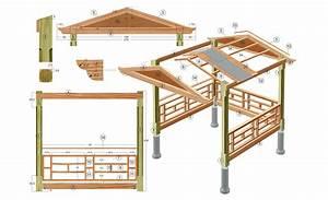 Holz Zum Bauen : gartenhaus holz selber bauen bauanleitung ~ Lizthompson.info Haus und Dekorationen