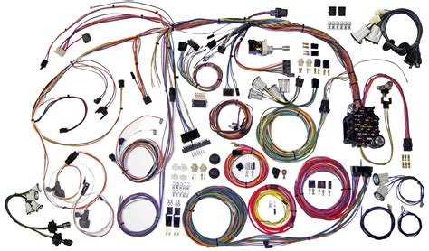Monte Carlo Classic Update Wiring Harness