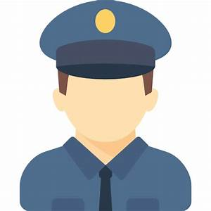policeman icon | Myiconfinder
