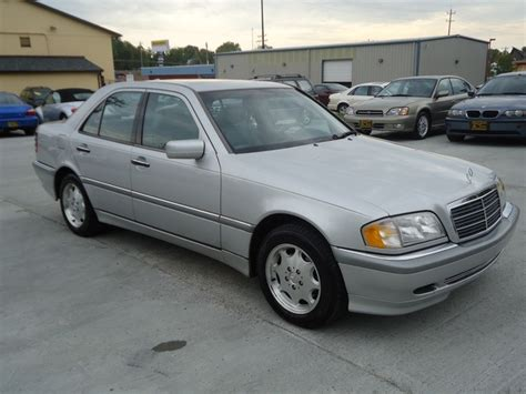 Mpg estimates from drivers like you! 2000 Mercedes-Benz C230 for sale in Cincinnati, OH   Stock ...