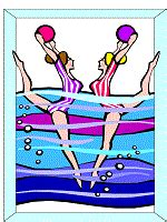 aquatic water sports coloring pages  posters