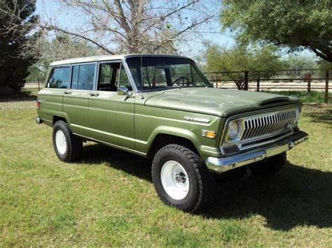 jeep kaiser wagoneer 1000 images about 4wd on pinterest
