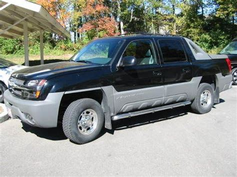 car engine manuals 2002 chevrolet avalanche electronic valve timing buy used 2002 chevy avalanche 4x4 loaded 2500 1 owner huge sound all records in fort collins
