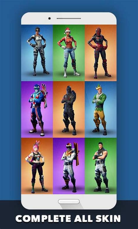 fortskins fortnite battle royale skin wallpapers