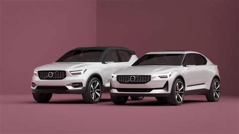 Volvo Elektrisch 2020 volvo concept 40 1 and concept 40 2
