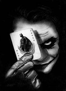 The Dark Knight - The Joker... by prdey9 on DeviantArt