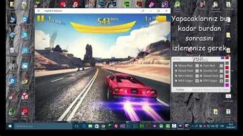 windows 8 8 1 10 asphalt 8 2 4 1b para hız enkaz zaman pro paket hilesi