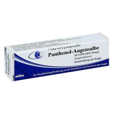 panthenol augensalbe jenapharm   guenstig bei apocom
