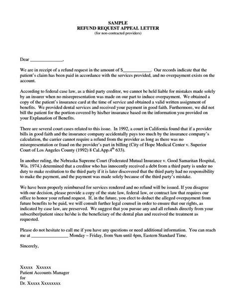 appeal request letter sample sampletemplatess