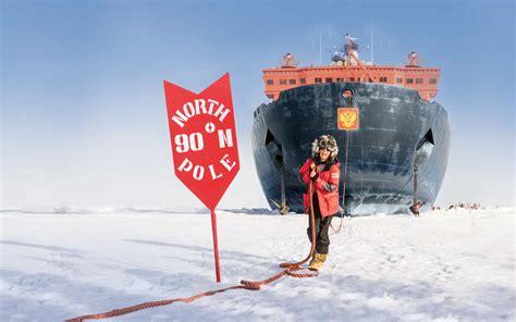 north pole top   world cruise adventuresmith