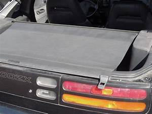 90-96 Nissan 300zx Oem Trunk Cover