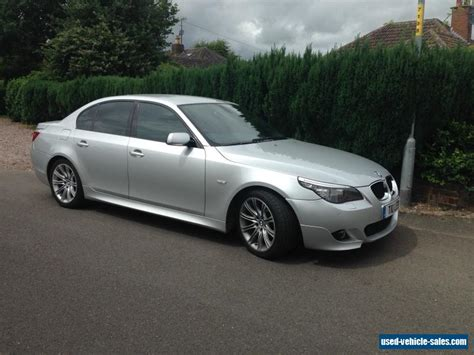 electronic stability control 2007 bmw m5 regenerative braking 2007 bmw 520d m sport a for sale in the united kingdom
