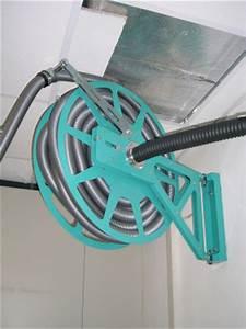 Flexible Alimentation Eau Grande Longueur : ge601 enrouleur fixe pour tuyau flexible grande longueur ~ Melissatoandfro.com Idées de Décoration