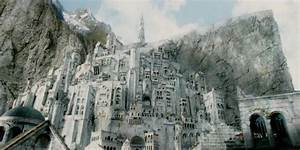 Realize Minas Tirith - JRR Tolkien - Lord of the Rings ...