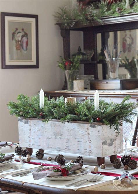 inexpensive  cheap christmas centerpiece ideas