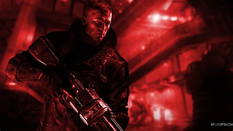 William B.j. Blazkowicz Hd Wallpaper