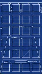 iPhone 5 Blueprint Wallpaper 640x1136 by MrDUDE42 on ...