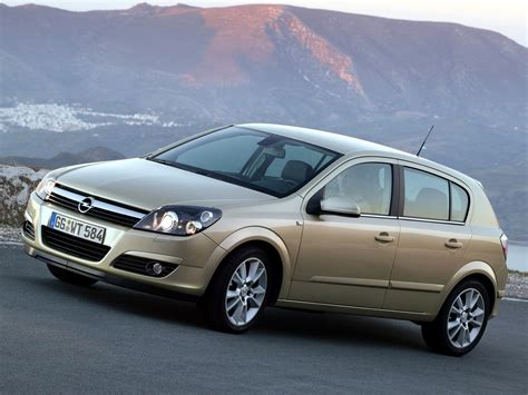 2007 Opel Astra Photos Informations Articles