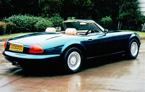 Sports car projects : MG DR2/PR5 - AROnline