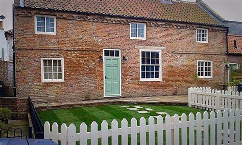 north yorkshire country cottage windows doors