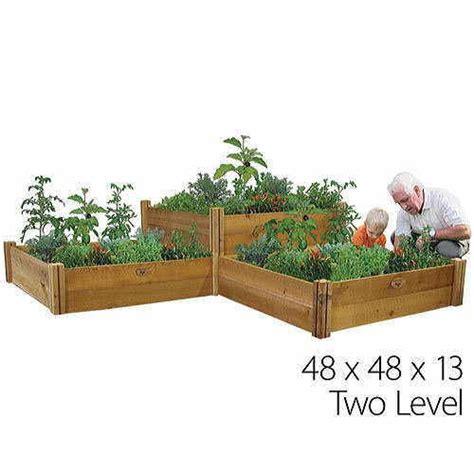 prefab garden beds modular raised garden bed at jackson and perkins