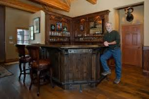 Small Home Corner Bar Ideas Photo
